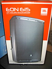"JBL EON615 1000W 15"" Multi Speaker System - ""NEW""  Shipped in Double Box Qty 1"