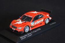 Minichamps Mercedes-Benz C-Class DTM 2007 1:43 #10 Alexandros Margaritis (JS)