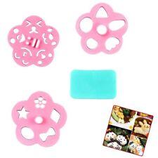 Christmas Sushi Mold DIY Rice Ball Press Mould Lunch Bento Maker Tool Handicraft
