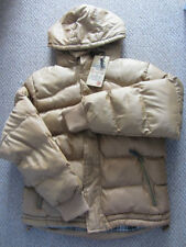 Cotton Zip Neck Quilted Coats & Jackets for Men
