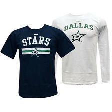 Dallas Stars CCM Youth Hat Trick T-Shirt Combo Pack S