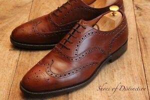 Men's Church's Custom Grade Shoes Brown Tan Leather Chetwynd UK 8.5 G US 9.5