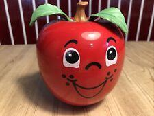 Vintage 💙1972 Fisher Price Happy Apple Klangapfel 🍎🎶