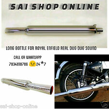 Customised Bada Punjab Silencer/Exhaust for Royal Enfield Bullet classic electra