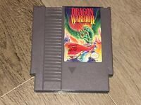 Dragon Warrior 1 Nintendo Nes Cleaned & Tested Authentic