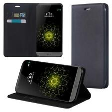 LG G5 Wallet Flip Case Cover Magnet Bag Bumper Sleeve Protect Pouch Shell