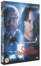 Chain Reaction 5039036000376 With Morgan Freeman DVD Region 2