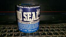 Atsko Sno-Seal Seasonal Leather Waterproofing Grease/Wax 7 Oz. (200 grams)