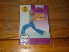FAT BURNER - DAS WORKOUT PROGRAMM / DVD 2009 OVP! SEALED!