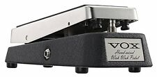 New! VOX V846-HW Hand-Wired Wah Effects Pedal from Japan Import!