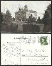 Old Iowa Postcard - Le Mars - Western Union College