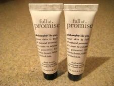 2 X Philosophy Full Of Promise Dual-Action Restoring Cream for Volume and Lift