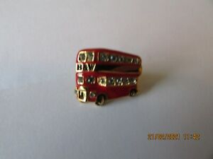 Butler and Wilson London Bus Clutch Pin