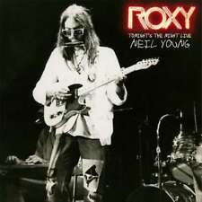 Neil Young - Roxy: Tonight's The Night Live NEW CD