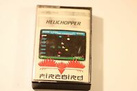SPECTRUM 48K GAME -- HELICHOPPER --  BY FIREBIRD  (ARCADE GAME) 1983