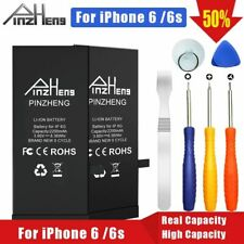 High Capacity Phone Battery For iPhone 6 6S 4 Replacement With Tools Kit