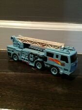1986 Transformers G1 HOT SPOT (Protectobot) Blue fire truck Defensor Combiner