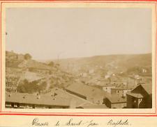 France, Loire, Rive-de-Gier, Paroisse de St-Jean-Baptiste, ca.1900, vintage citr