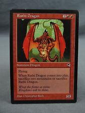 MTG Magic the Gathering Card X1: Rathi Dragon - Tempest EX/NM
