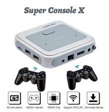 Super Console-X Mini Linux System 4K HDMI WiFi Retro HD TV Video Game Console