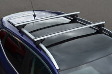 Cross Bars For Roof Rails To Fit Audi A4 (B8 2008-15) 100KG Lockable