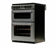 Ceramic Glass Dual Fuel Home Cookers with Grill