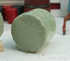 Round Covered Hay Bales - Set of 2 - 1:35 Scale - Real Hay! 106-0762