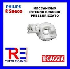 MECCANISMO BRACCIO PRESSURIZZATO MACCHINA CAFFE' SAECO ORIGINALE 229181800