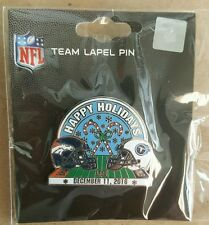 Tennessee Titans vs Denver Broncos 12/11/16  NFL GAME DAY PIN  FREE SHIPPING