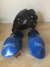 Karate Martial ArtsTaekwondo Equipment Sparring Gear Youth Tiger Claw