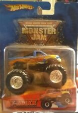 HOT WHEELS MONSTER JAM 2011 John Seasock Traxxas T-MAXX 1:64 SCALE  IN PACKAGE