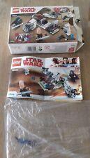 Lego Star Wars Leerkarton 75206 Jedi and Clone Battle Pack
