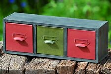 Schubkasten - Wandregal im Factory Style, Loft, Industrial Design