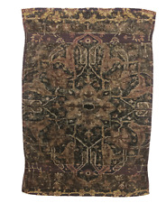 Fresco Towels Casbah Rug Chocolate Brown Hand Towel By Artistico Towels