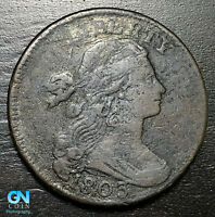 1803 Draped Bust Large Cent --  MAKE US AN OFFER!  #B5994