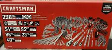 Craftsman CMMT12039 298-Piece Standard (SAE) and Metric Mechanics Tool Set