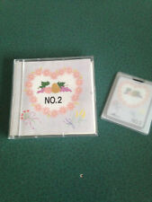 Brother embroidery card for embroidery Machine CARD No. 2