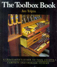 USED (GD) The Toolbox Book: A Craftsman's Guide to Tool Chests, Cabinets, and St