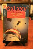 GALAXY Science Fiction Magazine (Worlds of IF) Vol. 36 No. 6 - JULY 1975 - RARE