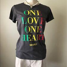 Bob Marley T-Shirt One Love Rasta Reggae rock tee Medium