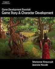 Game Development Essentials: Game Story & Character Development, Krawczyk, Maria