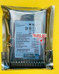 New HPE 791034-B21 791055-001 768789-001 1.8T 10K 12G 2.5 SAS for G8/G9