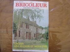 1972 LE BRICOLEUR plans conseils bricole et brocante SOMMAIRE EN PHOTO n° 74