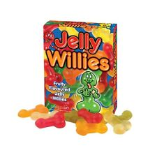 Sexy Jelly Gummy Willies Sweets Funny Novelty Naughty Rude Joke Valentines Gift