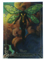 2018 Upper Deck Marvel Masterpieces Wasp Base Card #37 Simone Bianchi 787/1499