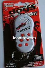 RESERVOIR DOGS Quentin Taratino MOVIE | In Your Pocket Sound FX Keyring Key Ring