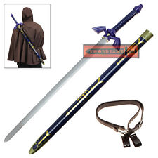 Steel Legend Sword Master of the Wild Elf Blue Breath Blade Shoulder Strap Zelda