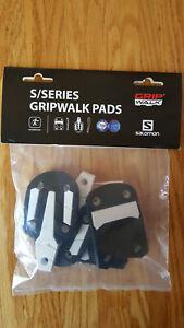 Salomon S Max And S Pro Ski Boot Gripwalk Heels And Toes Set