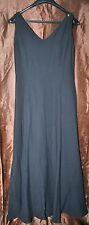 r- WEDDING BRIDESMAID DRESS SZ 10 GORGEOUS FORMAL ATTIRE PROM PAGEANT GENTLE USE