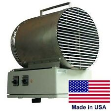Industrial Forced Washdown Heater - 11200 Btu - 3300 Watts - 208 Volts - 3 Phase